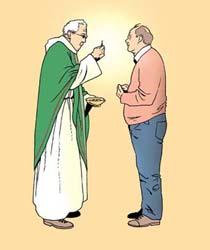 Sacrement initiation Eucharistie